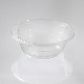 Insalatiere 670 cc trasparenti PP (conf. 50 pz)