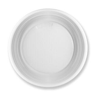 Piatti piani ø 17 cm bianchi PS (conf. 100 pz)